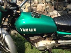 72 Yamaha LT2 100 Motorcycle Pick Up Only | eBay