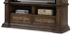 """Home Gallery Furniture - Hooker Furniture Rhapsody 78"""" Entertainment Console Base $1,798.00"""