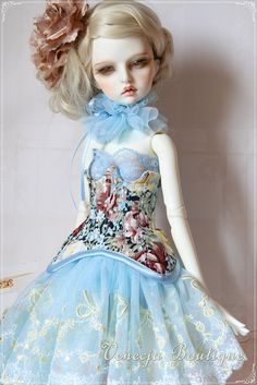 Dollzone Pandora B45-010 body