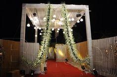 delhi flower decoration - Google Search Flower Decorations, Wedding Decorations, Royal Indian Wedding, Entry Gates, Wreaths, Floral, Flowers, Home Decor, Google Search