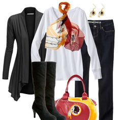 Style inspiration for the female New Orleans Saints Fan. Check out the football fashion and style ideas, and get New Orleans Saints Fan cute. Football Fashion, Football Outfits, Vikings Football, Minnesota Vikings, Carolina Panthers Football, Panther Football, Football Fever, Football Stuff, Redskins Fans