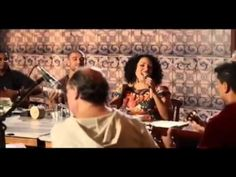 Samba da Marrom - Diogo Nogueira, Alcione e Janaína Moreno - Samba na Ga...