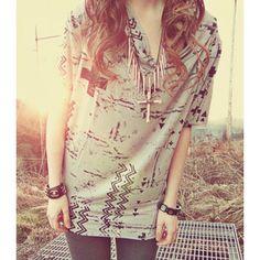 geo dress