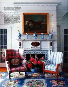 Eye For Design: Plaid.....Decorate Menswear Style