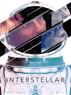 Interstellar - movie. Loved it as a sci-fi geek & although the story took massive liberties with the physics, it was a great story well crafted and presented.