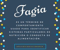 #Fagia y #Nutrición #Psicoviadiccionario https://www.psicovia.com/psicovia-cul…/psicovia-diccionario/