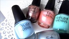 Collection vernis *