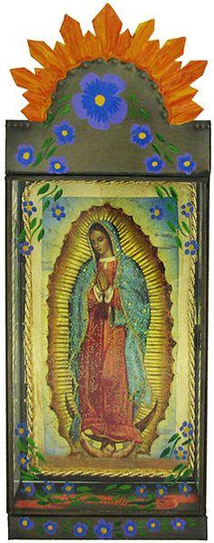 Virgen de Guadalupe Nicho