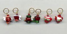 swarovski crystal tea sets   Novelty Swarovski Crystal and Ceramic Beaded Knit Stitch Markers Tea Sets, Stitch Markers, Swarovski Crystals, Charms, Drop Earrings, Knitting, Phone, Christmas, Jewelry