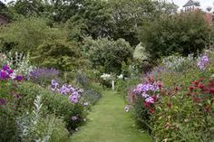 Stone House cottage garden