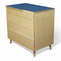 TrueModern 11 Ply Dresser Crisp Blue