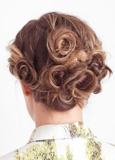 pin curls oh yes! Thank-ya refinery 29.