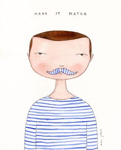 make it match - Marc Johns