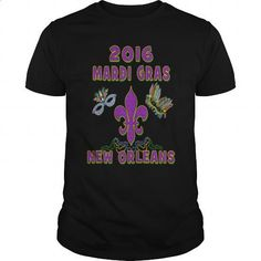 2016 Mardi Gras 2016 New Orleans - #cheap t shirts #girl hoodies. PURCHASE NOW…