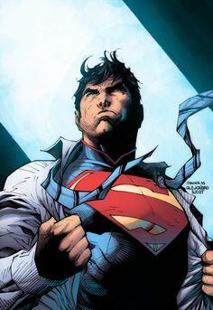 Superman by Jim Lee, Alejandro D. Sicat Jr & Brian Skipper