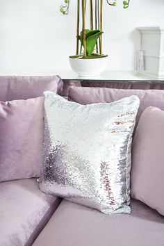 Pure Velvet Interior & Home Decoration City Style, Loft, Velvet, Throw Pillows, Pure Products, Living Room, Bed, Interior, Home Decor