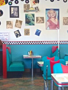 Fifties Dinner at the south-east corner of Line and Speers Road, Oakville Ontario, Gallery Wall, Corner, Eat, Home Decor, Decoration Home, Room Decor, Home Interior Design, Home Decoration