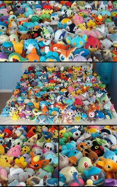 My Pokedoll Collection 9 by =Fishlover on deviantART