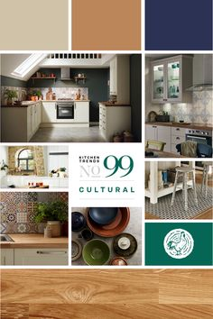 Get inspiration for your new kitchen from Howdens' kitchen trends guides, highlighting the key looks and styles. Free design service at every depot nationwide. Kitchen Design Trends 2018, Latest Kitchen Trends, Howdens Kitchens, What's Trending, Own Home, New Kitchen, Service Design, Free Design, Inspiration