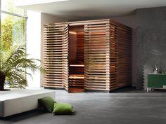 Sale of contemporary design sauna saunas Design Sauna, Modern Saunas, Deco Spa, Bio Sauna, Indoor Sauna, Finnish Sauna, Steam Bath, Wallpaper Magazine, Furniture