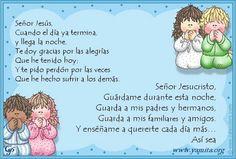 Oracion para pequeñitos