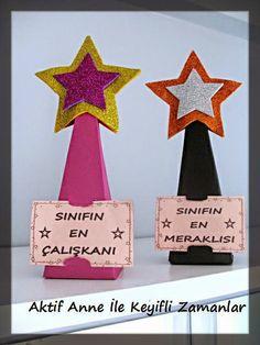 AKTİF ANNE ile keyifli zamanlar...: Sınıfın En'leri Ödülü ...