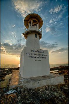 Khao Lak Light Beacon in Khao Lak, Thailand
