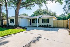 New on the market, completely updated! Indian Rocks Beach, Architectural Shingles, Stucco Exterior, Flood Zone, Wood Look Tile, Ranch Style Homes, Curb Appeal, Townhouse, Family Room