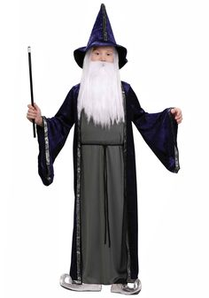Wizard Costume (Oh Happy Day!) | Costumes, Halloween costumes and ...
