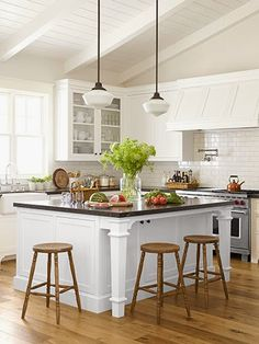 50 Ultimate Guide to Kitchen Design - home decor,Decoration http://thenewhomedecoration.blogspot.co.uk/2014/10/50-ultimate-guide-to-kitchen-design.html