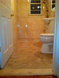 Wheelchair Accessible Roll In Shower On Pinterest Roll In Showers Wheelchairs And Showers