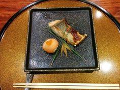 Miso grilled fish and salmon temari sushi! #kaiseki #japanesefood #fish #salmon #temarisushi #grilledfish #misogrilled #misogrilledfish #sushi by itadakimasu_anime