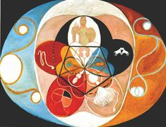 If you consult the art history books, you will probably learn that Kandinsky invented abstract painting, and that his innovation came ar. Abstract Painters, Abstract Photos, Abstract Art, Painting Inspiration, Art Inspo, Frieze Magazine, Tantra Art, Hilma Af Klint, Art Brut