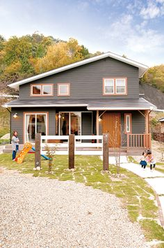 Japanese House, My House, Bess, House Plans, Shed, New Homes, Outdoor Structures, House Design, Cabin