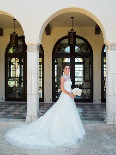 Stunning dress from Warron Barron