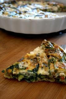 Love At First Bite....Eating for a healthier life: Summer Vegetable Frittata