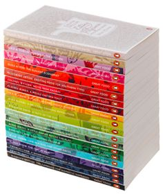 Penguin's Great Food Series Box Set: I want this sooo much!