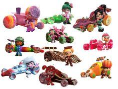 Disney.com/Create - girls cars - g-fallsrocks123