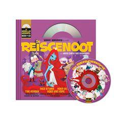 Boek & CD: De Reisgenoot van het Geluidshuis My Books, Family Guy, Comic Books, Comics, Reading, Cover, Character, Download, Logo
