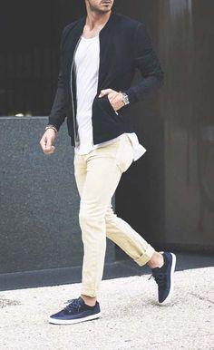 city style // casual // mens fashion // menswear // city boys // urban men…