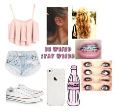 """Summer outfit"" by i-love-niall-horan-4457 ❤ liked on Polyvore featuring interior, interiors, interior design, home, home decor, interior decorating and Converse"