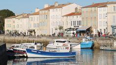 Ile-de-Re-Saint-Martin-Island-France