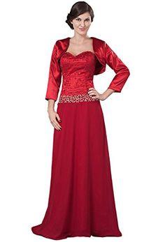 Albizia Sweetheart Floor-length Taffeta Mother Of The Bride Dress (12) ALBIZIA http://www.amazon.com/dp/B00M6RWYT0/ref=cm_sw_r_pi_dp_CawZvb173K1YN