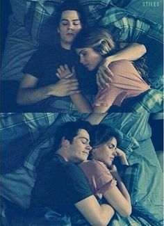 Forever my favourite, Stiles and Malia♡