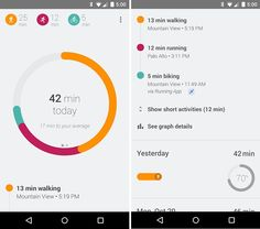 Google Fit makes its way to the #PlayStore, ready to battle Apple Health - #GoogleFit