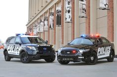Ford's surveillance mode technology for the Ford Police Interceptor Sedan and Utility models has been a huge success. Now, Ford and its partner InterMotive Inc. have decided to license the patent-pending system, offering to competitors and the military. Surveillance Mode improves officers' awareness when their vehicle is stationary. The rear radar monitors what's happening behind the car. If it detects someone approaching, the rear camera turns on, driver's side window closes and doors lock.