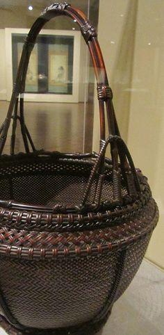 Wide-mouthed basket | Flickr - Photo Sharing!