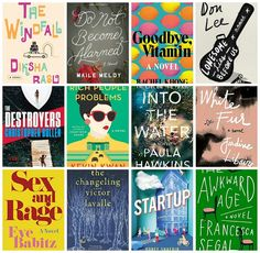12 Great New Books To Bring To The Beach This Summer. We're all just looking for the right book to read on vacation. Huffpost.  June 29, 2017