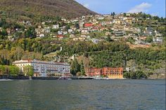 Lake Como's many sights are accessible by boat directly from the Villa d'Este.