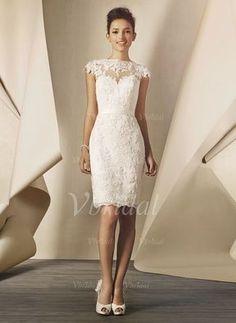 14 KurzDream Standesamt Die Bilder Wedding Kleid Besten Von byYfg76
